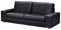 [FURN_8999] Three-Seat Sofa